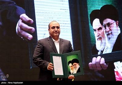 اعطای حکم محمدرضا کلایی شهردار جدید مشهد
