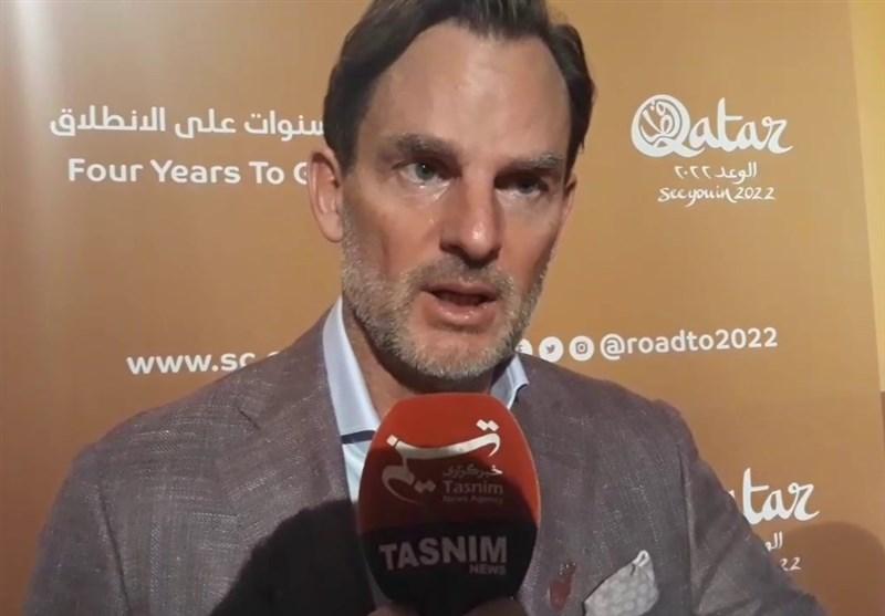 دیبوئر در گفتوگو با تسنیم: مطمئنم تا 20 سال دیگر یک تیم آسیایی قهرمان جام جهانی میشود/ قطریها حیرتآور هستند! + فیلم