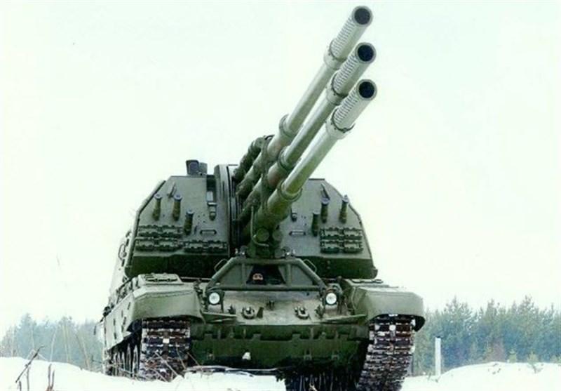 تجهیز نیروهای مسلح روسیه به تسلیحات نظامی جدید در سال 2018