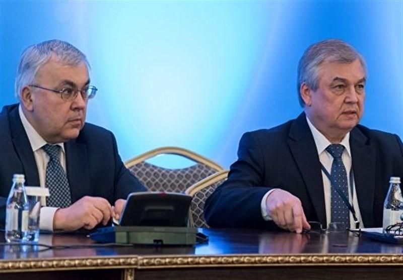 """محور مذاکرات دیپلماتهای روسیه با """"شمخانی"""" و """"جابری انصاری"""""""
