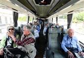 تفاوت انتخاب صندلی مسافران ایرانی و اروپایی در سفرهای جادهای