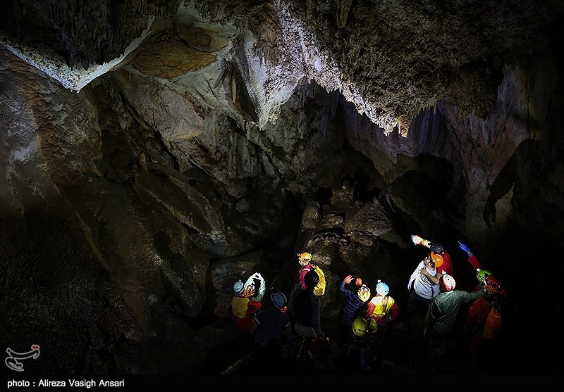 Kahak Cave: One of The Most Attractive Ones in Iran