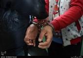 انتشار تصویر 4 سارق مسلح/ سارقان مسافرنما بودند + عکس