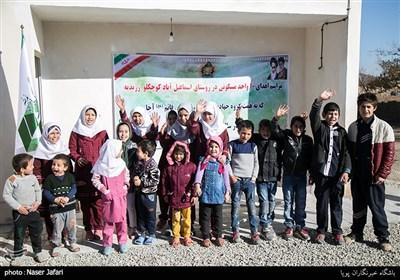 افتتاح 14 پروژه عمرانی در 14 محله زندیه