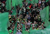 Palestinian Hamas Movement Marks Anniversary with Parade of Military Equipment (+Video)