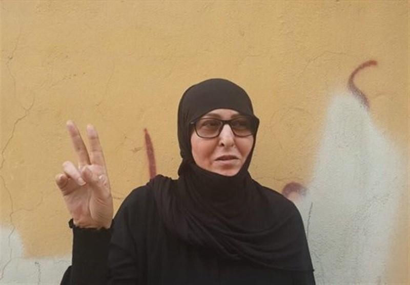 """آزادی مسنترین بانوی مبارز بحرینی ؛ ادامه سرکوبگری آل خلیفه در آستانه """"روز شهید"""""""