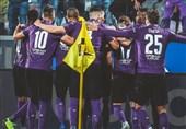 جام حذفی ایتالیا| صعود آسان فیورنتینا