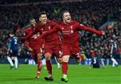 فوتبال جهان| لیورپول برای شکستن رکورد منچستریونایتد دست به کار شد