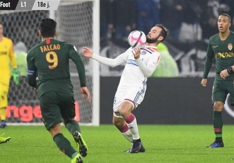 فوتبال جهان صعود بیدردسر لیون در شب برتری همتیمیهای قدوس