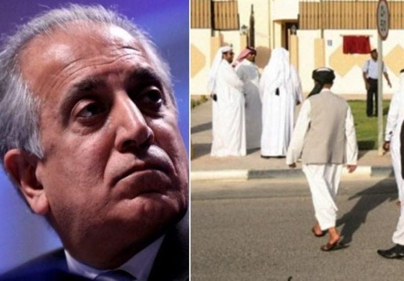 برگزاری مذاکرات طالبان با نماینده ویژه آمریکا در امارات/ آیا دولت کابل حضور دارد؟