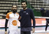 سری A1 والیبال ایتالیا|جدال ایرانیها به سود غفور تمام شد/یاران معنوینژاد پیروز شدند+عکس