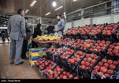 نمایشگاه شب یلدا در کرمانشاه