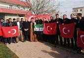 حمایت سران عشایر عرب و ترکمان از حمله به شرق فرات