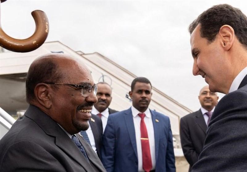 البشیر: سودان برای برقراری روابط اعراب با سوریه تلاش می کند