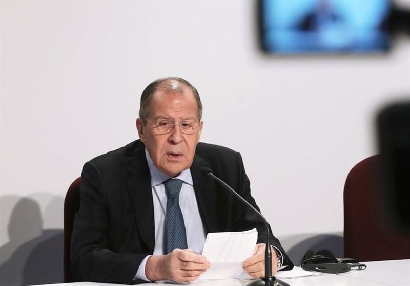 Lavrov Meets with German Top Diplomat in Helsinki