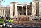 پیشنهاد یک تاریخنگار برای موزه شدن بنای باارزش میدان مشق/نیروی انتظامی و وزارت خارجه ورود کند