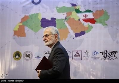 کمال خرازی رئیس شورای راهبردی روابط خارجی در همایش صلح و ثبات در غرب آسیا؛ یک منطقه، یک سرنوشت
