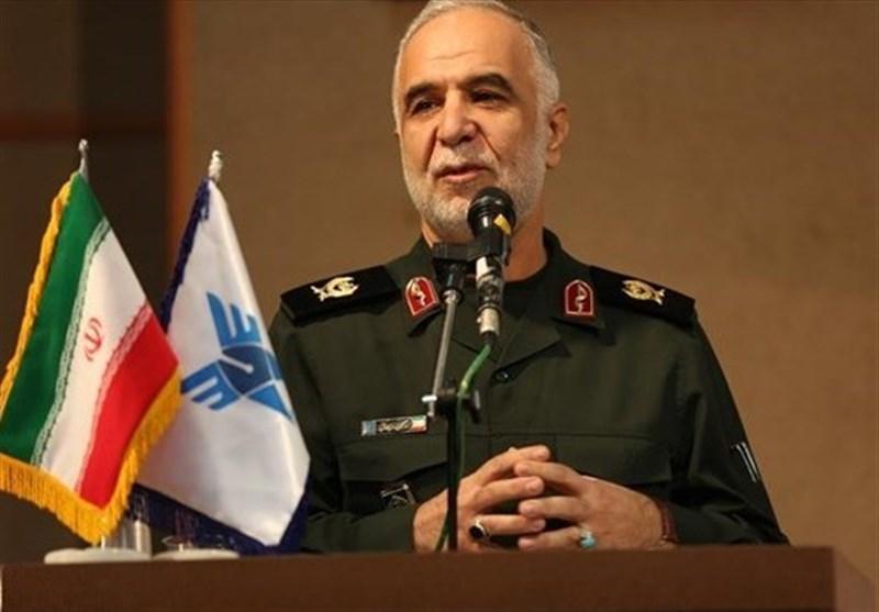 اقدامات سپاه برای مقابله با کرونا با تمام توان ادامه دارد / راهاندازی نقاهتگاه 300 تختخوابی در کرمانشاه