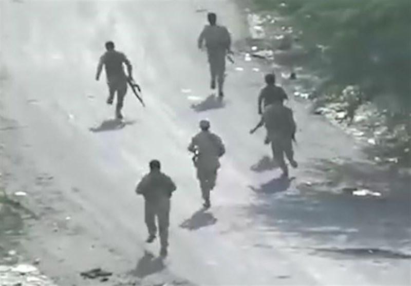 Saudi Soldiers Run Away from Jizan Battle Ground as Yemeni Fighters Make Way (+Video)