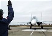 روسیه بیش از 10 جنگنده در شبه جزیره کریمه مستقر میکند