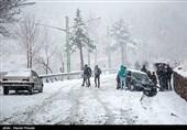 10 جاده کشور مسدود شد