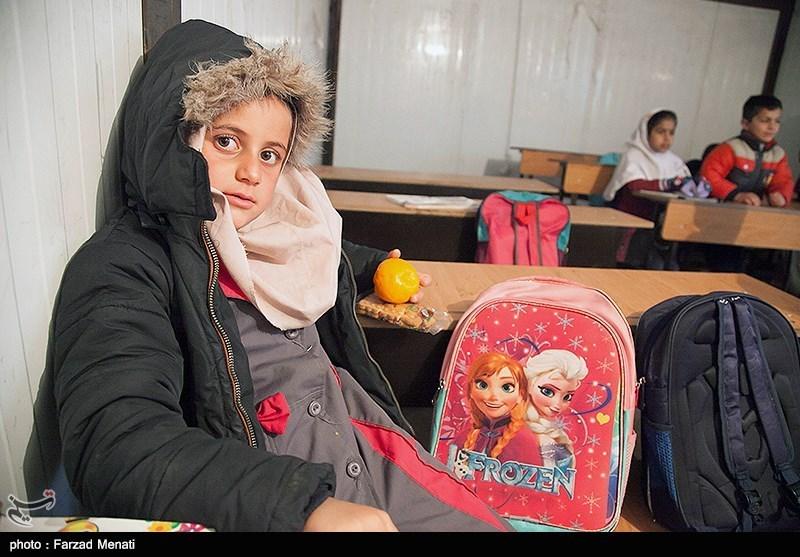 28 کانکس جایگزین مدارس خشتی و چادری عشایر مراوهتپه