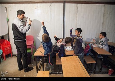 مدارس کانکسی در سرپل ذهاب