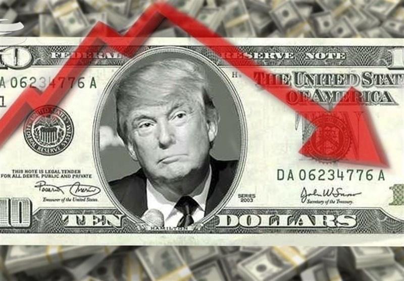 کاهش ارزش دلار در بازار جهانی با چشم انداز مثبت اقتصاد جهان