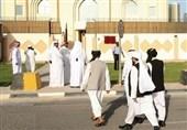 افغان حکومت کا وفد طالبان سے مذاکرات کے لئے ابوظبی پہنچ گیا