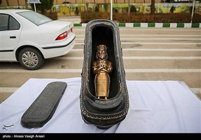 کشفیات پلیس اصفهان
