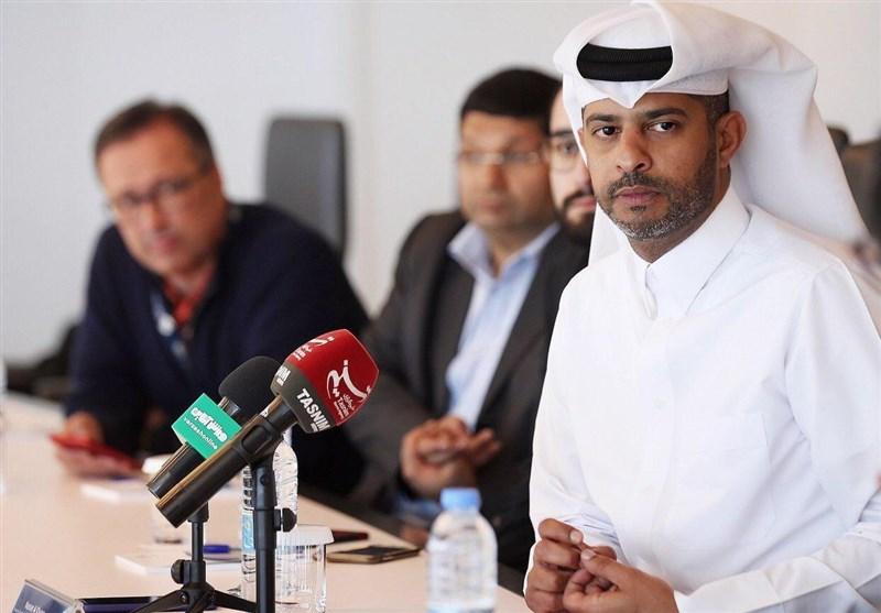 ناصر الخاطر: قطر حق میزبانی از جام جهانی2022 را با 32 تیم میخواهد + فیلم