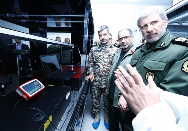 Iran Opens Military Electro-Optical Gear Plant