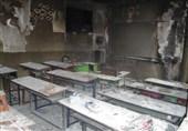 آمادگی هلال احمر برای تجهیز سیستم گرمایشی مدارس ابتدایی سیستان و بلوچستان