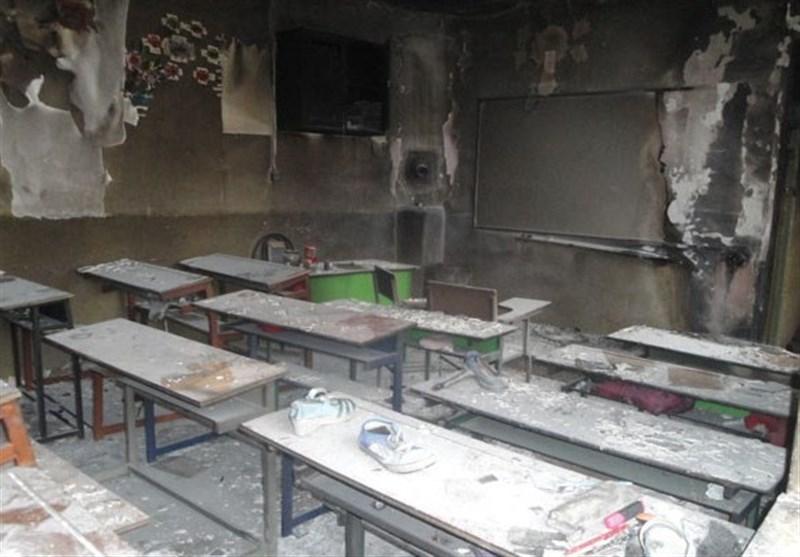 تازهترین اخبار از تلفات آتشسوزی یک مدرسه در زاهدان؛ 2 دانشآموز جان باختند/احیای یکی از دانشآموزان