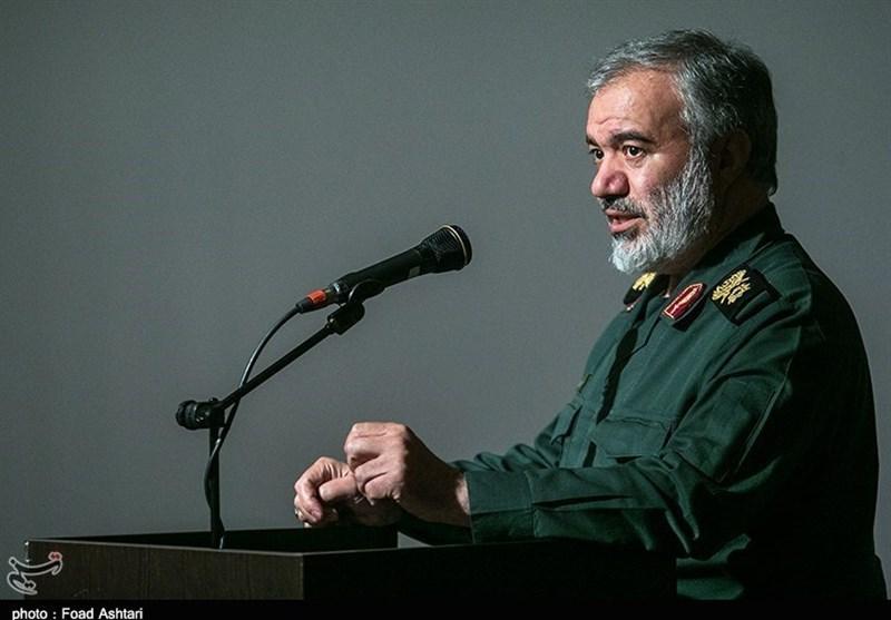 سردار فدوی در مشهد: دشمن دنبال قدرت بازدارنده در برابر ماست