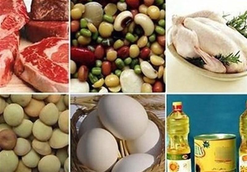 قیمت انواع میوه و ترهبار و مواد پروتئینی در کرمانشاه؛ سهشنبه 25 دیماه + جدول