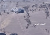 Yemeni Ansarullah Forces Ambush Saudi-Backed Troops in Northern Al-Jawf (+Video)