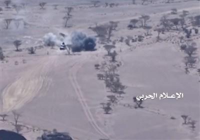 Yemeni Ansarullah Forces Ambush Saudi-Backed Troops in Northern Al-Jawf (+Video)