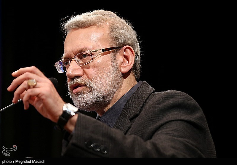 لاریجانی: ایران لدیها قوتها فی المنطقة ولایمکن الغاؤها