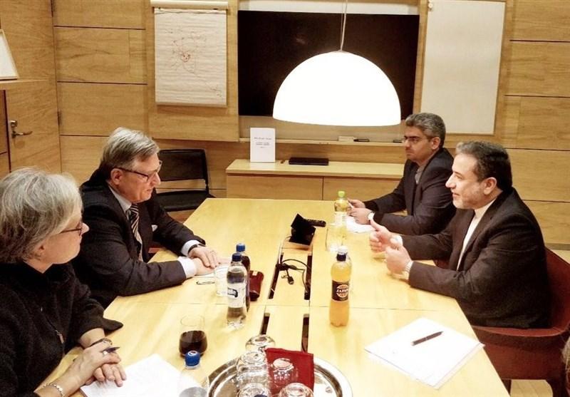 Iran's Deputy FM Holds Meetings in Finland