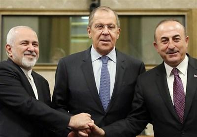 اتفاق ایرانی روسی ترکی على أسس عمل لجنة الدستور السوریة