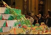 شبی که مردم ایلام میزبان پیکر مطهر 46 شهید دوران دفاع مقدس بودند+ تصاویر