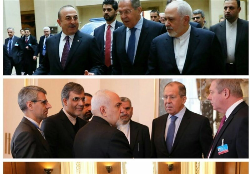 Zarif: West Should Facilitate, Not Dictate Syria Political Solution