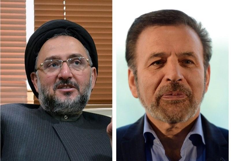 """واکنش ابطحی به گفتگوی تسنیم با رئیس دفتر روحانی؛ """"مجسمه واعظی را باید طلا گرفت"""""""