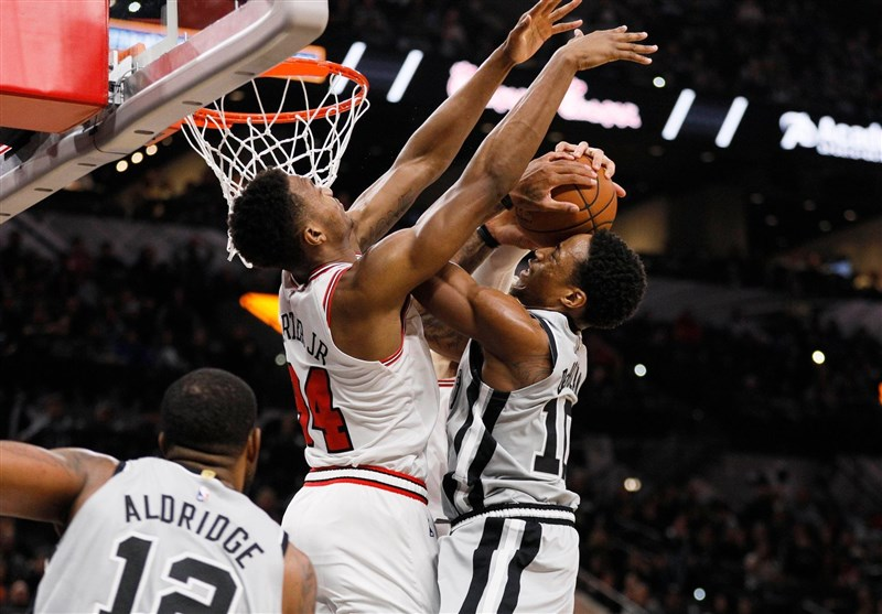 لیگ NBA  ادامه صدرنشینی ناگتس در کنفرانس غرب/ جیمر برای نهمین بار دفاع شد + عکس