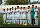 تیم فوتبال امید از دوحه به اردن میرود