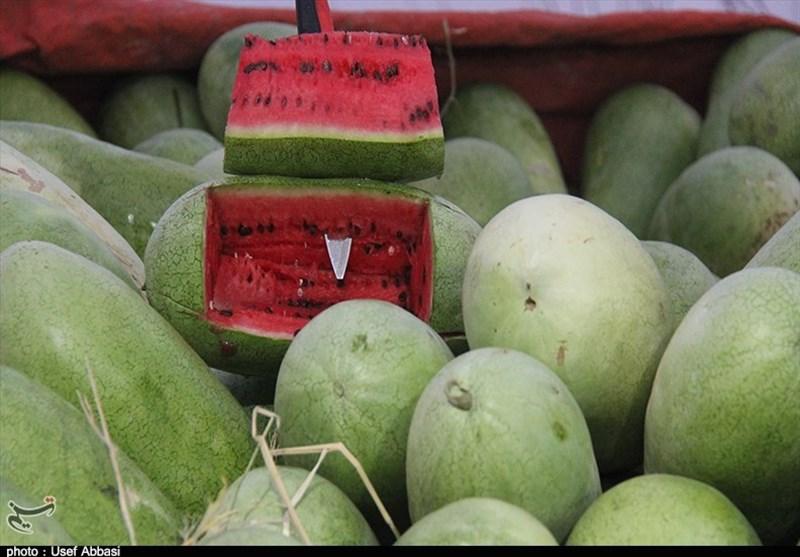 افزایش قیمت در ارومیه مانع از فروش هندوانه شب یلدا نشد+فیلم