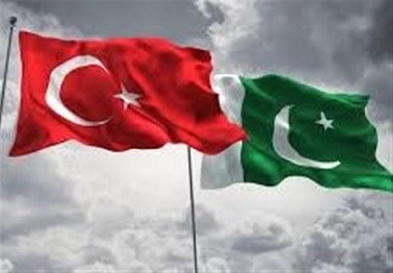 پیام تبریک اردوغان به مناسبت روز استقلال پاکستان