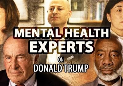 نظر روانشناسان آمریکایی درباره دونالد ترامپ