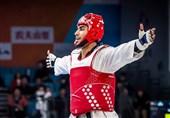 فینال مسابقات تکواندو گرندپری| مردانی با شکست قهرمان المپیک فینالیست شد/ یکگام فاصله کاپیتان تا کسب سهمیه المپیک